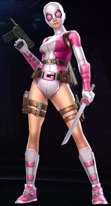 Gwenpool (All-New, All-Different)