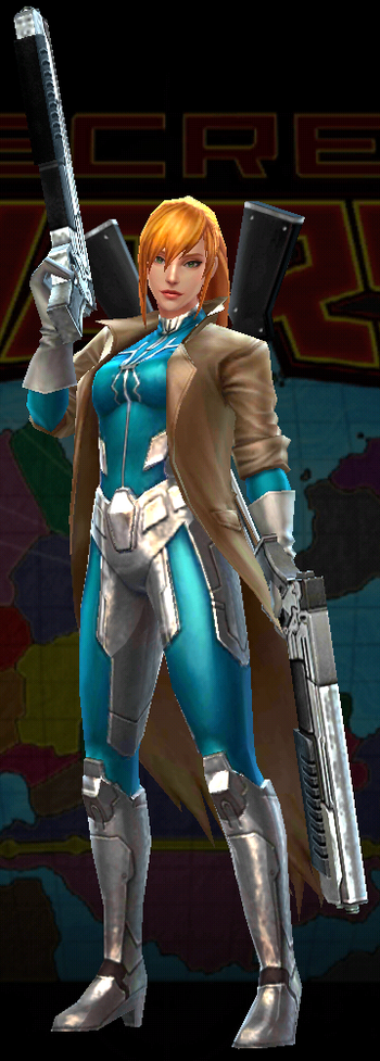Elsa Bloodstone (Secret Wars Marvel Zombie)