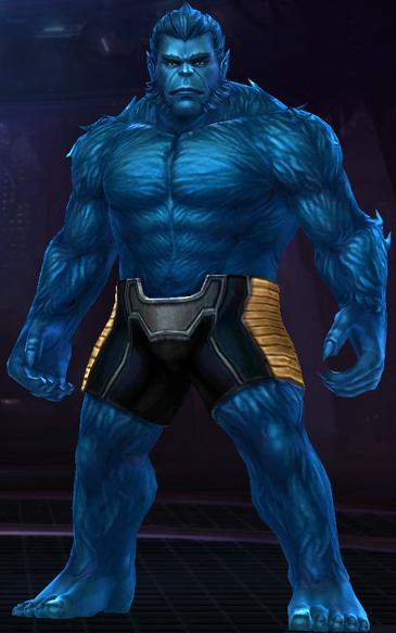 Beast (Uncanny X-Men)