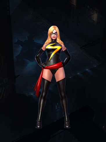 Captain Marvel Ms Marvel