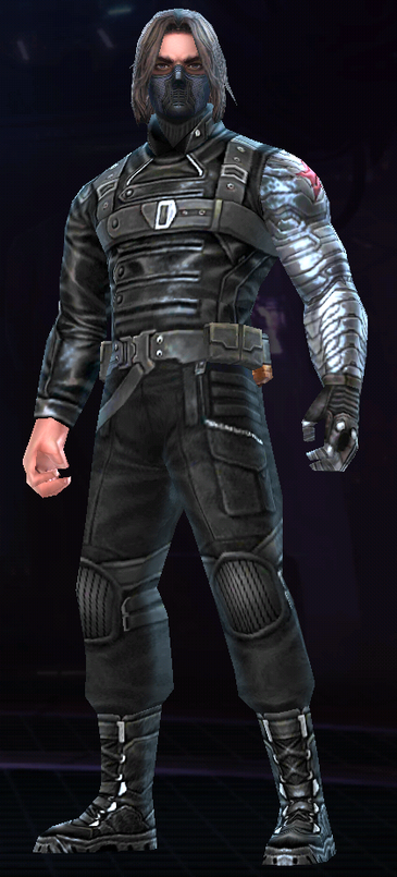 Winter Soldier (Captain America The Winter Soldier)