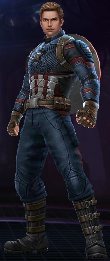 Captain America (Marvel's Avengers Endgame)