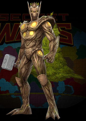 Groot (Secret Wars Thors)