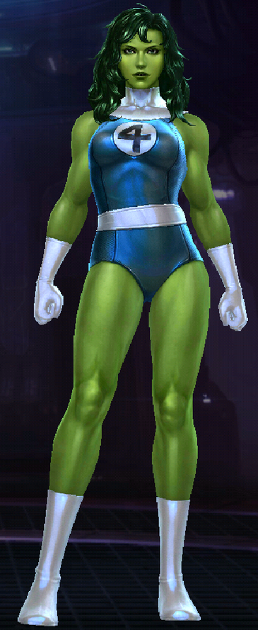She-Hulk (Fantastic Four)