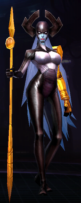 Proxima Midnight Infinity