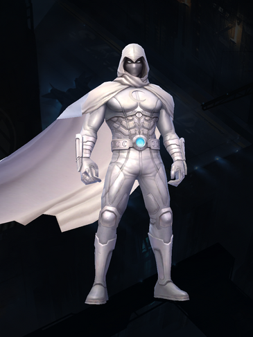 Moon Knight Armored