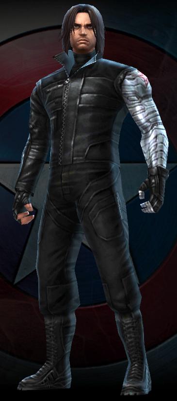 Winter Soldier (Captain America Civil War)