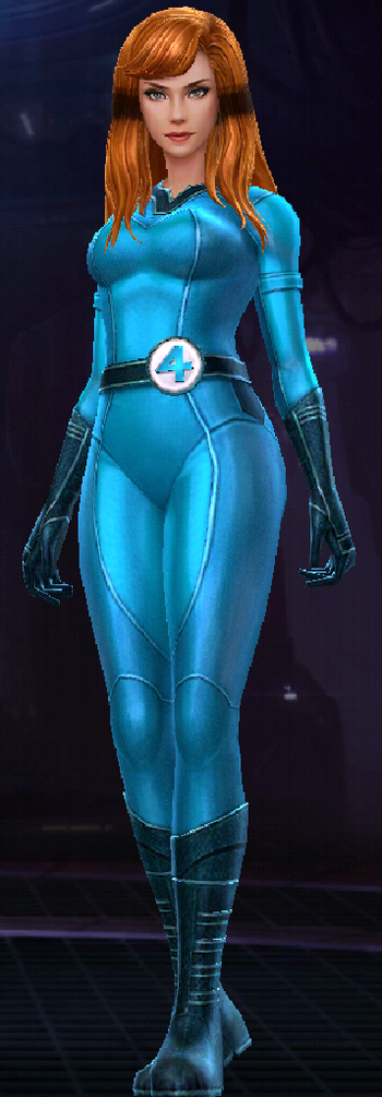 Crystal (Fantastic Four)