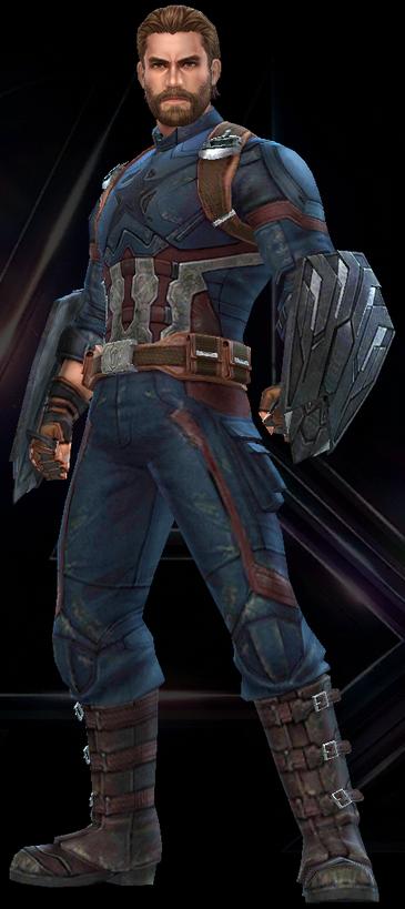 Captain America (Marvel's Avengers Infinity Wars)