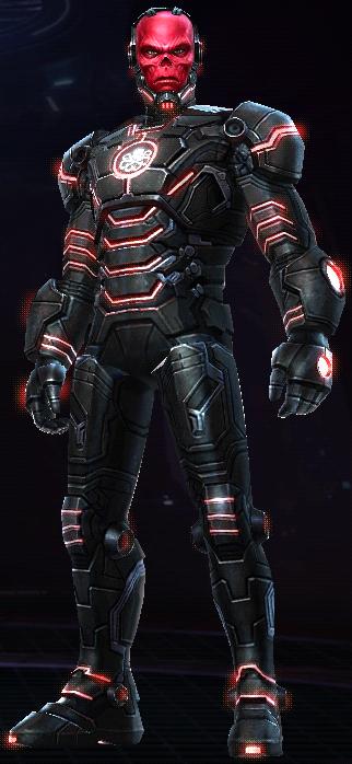 Red Skull (Hydra Armor)
