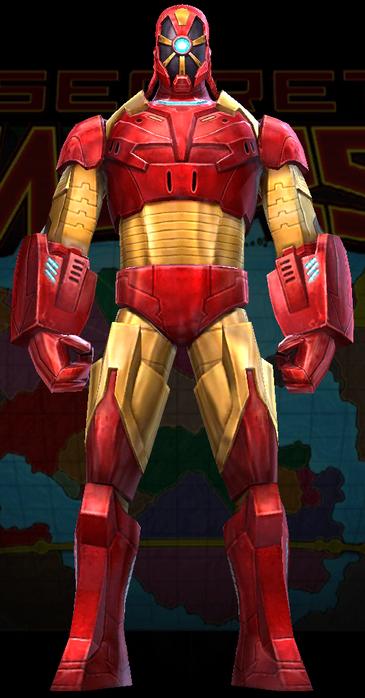 Iron Man (Secret Wars 2099)