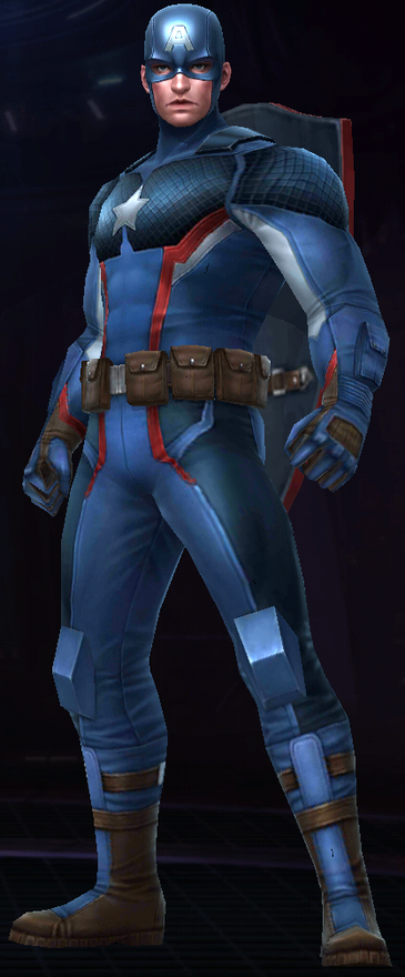 Captain America (Marvel Now!)