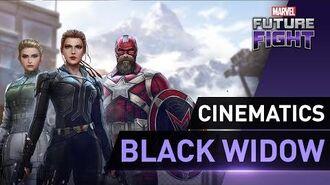 Black Widow Update Cinematic Trailer