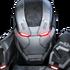 War Machine Uniform IIII-0