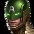 Captain America Uniform IIIIIIIIII