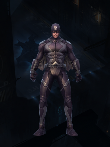 Black Bolt All New All Different