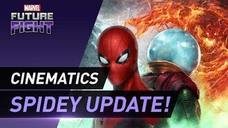 "MARVEL Future Fight ""Spider-Man Far From Home"" Themed Update!"