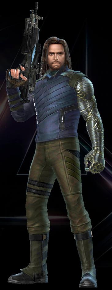 Winter Soldier (Marvel's Avengers Infinity War)