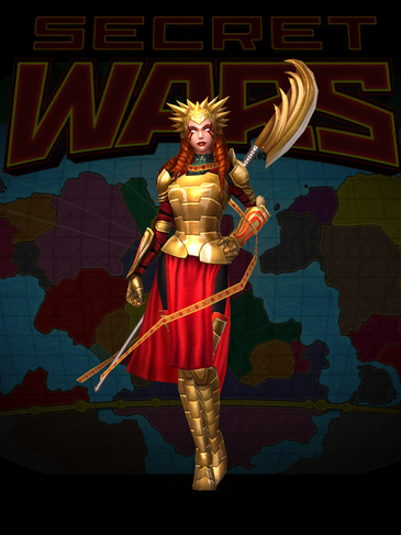 Angela Secret Wars