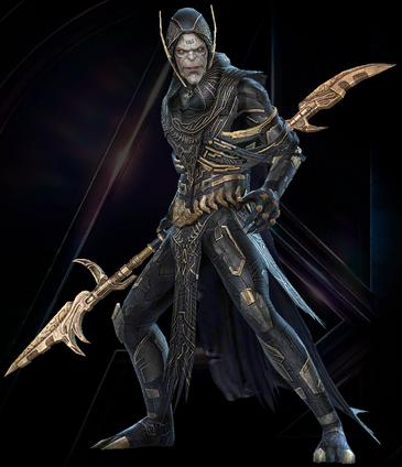 Corvus Glaive (Marvel's Avengers Infinity War)