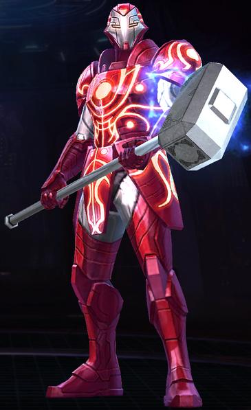 Iron Hammer (Infinity Warp)