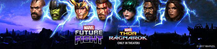 MFF Thor Ragnarok Header