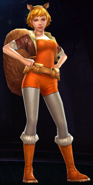 Squirrel Girl (New Avengers)