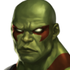 Drax the Destroyer Uniform I