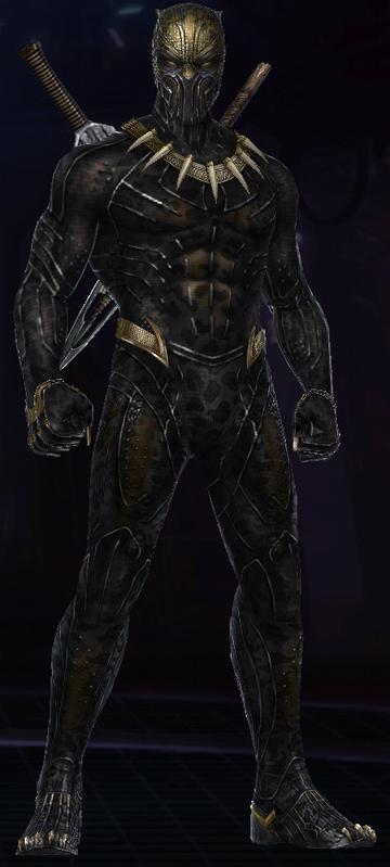 Killmonger (Black Panther -Marvel's Black Panther-)