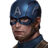 Captain America Uniform VII