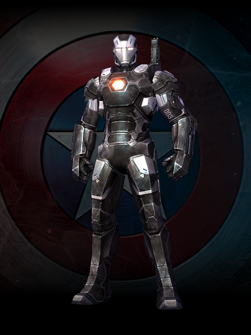 War Machine Civil War