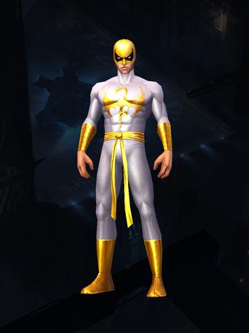 Iron Fist New Avengers