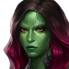 Gamora Uniform II