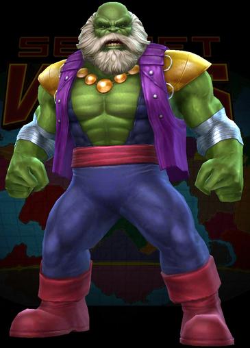 Hulk (Maestro -Secret Wars Future Imperfect-)