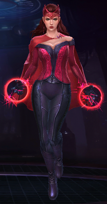 Scarlet Witch (All-New, All-Different)