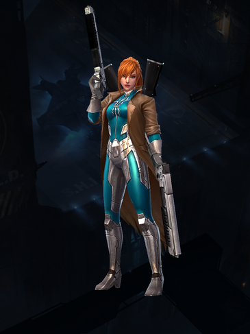 Elsa Bloodstone Secret Wars
