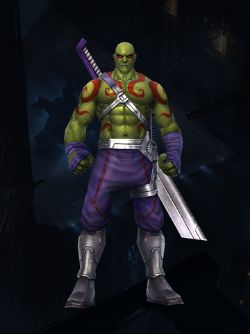 Drax All New All Different