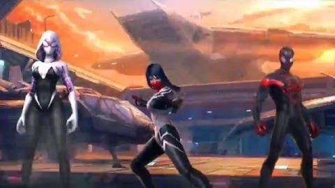 Marvel Future Fight Spider-Verse Heroes Join the Fight! Find Out More!