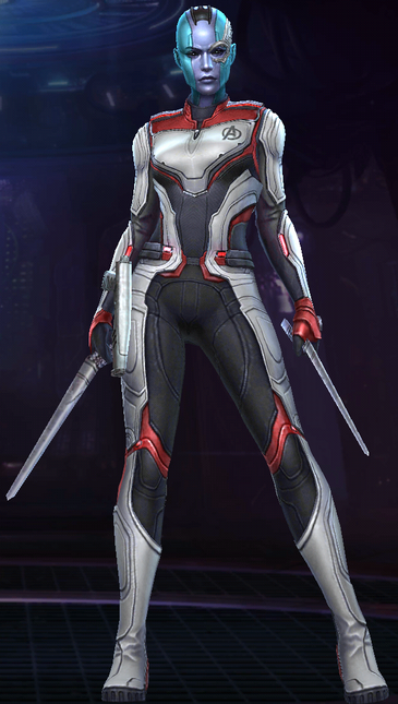 Nebula (Team Suit)