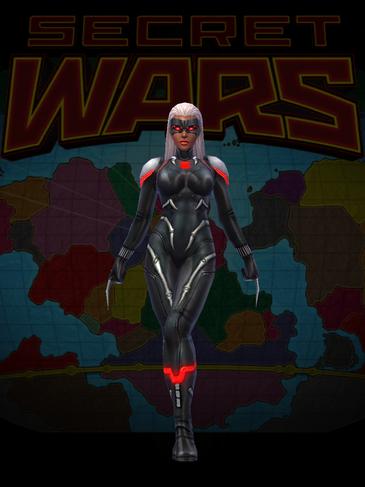Black Widow Secret Wars