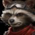 Rocket Raccoon Uniform IIIII-0