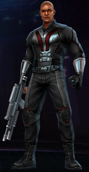 Deathlok (Marvel's Agents of SHIELD)