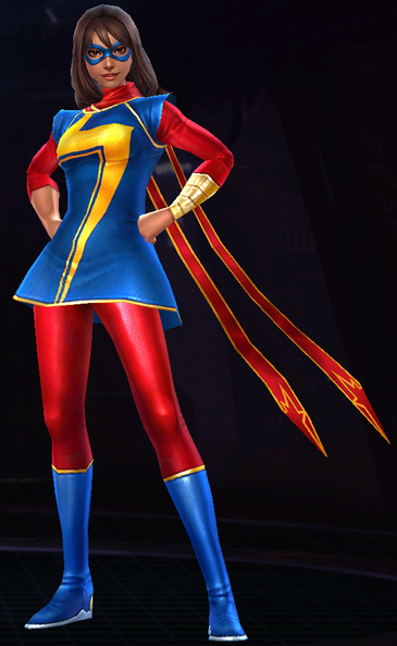 Ms. Marvel -Kamala Khan- (All-New, All-Different)