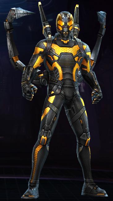 Yellowjacket (Marvel's Ant-Man)