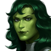 She-Hulk Uniform II