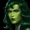 She-Hulk Uniform II