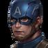 Captain America Uniform VII-0