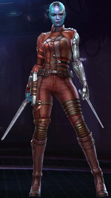 Nebula (Marvel's Avengers Endgame)
