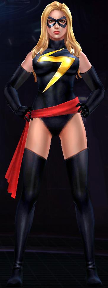 Captain Marvel (Ms. Marvel)