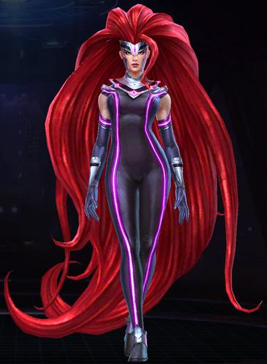 Medusa (Monsters Unleashed! -MFF Variant-)
